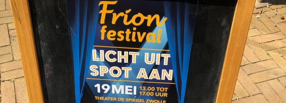 Pardoes opent Frion Festival